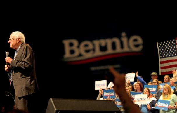 Bernie Sanders, el candidato socialdemócrata a la Casa Blanca