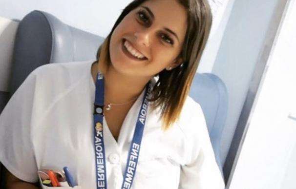 Rebeca Amador enfermera