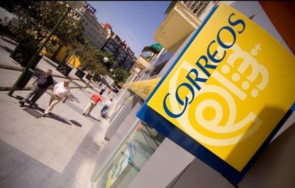 Foto oficina de Correos / Correos