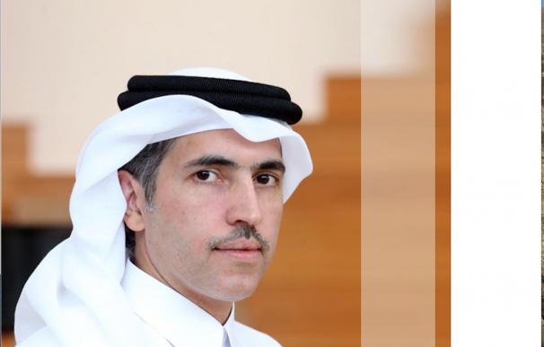 El jeque catarí Sheikh Mansoor Al Thani.