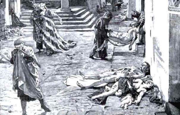 Así afrontó el alcalde de Londres la peste negra en 1665 y cómo lo vio un periodista