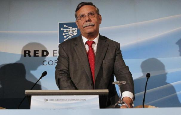 El presidente de Red Eléctrica Corporación, José Folgado. EFE