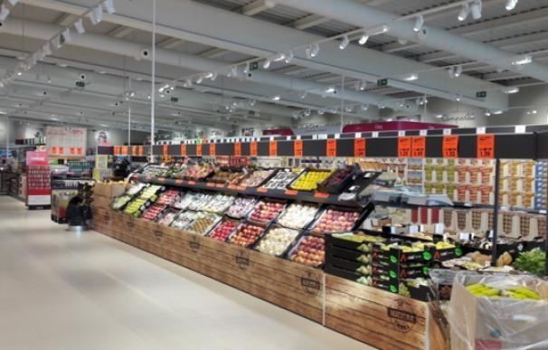 Tienda de la cadena de supermercados