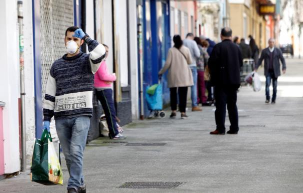 Estado de alarma Ferrol