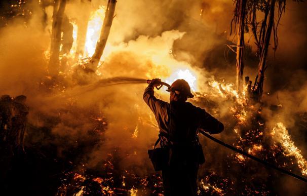 Incendio California. / EP