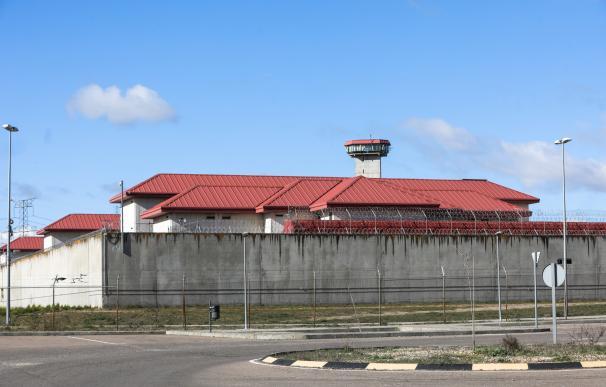 Exterior de la Cárcel de Valdemoro/Centro Penitenciario Madrid III, en Valdemoro (Madrid)
