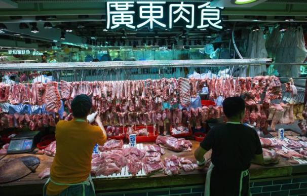 """""""Wet markets"""" chinos, los mercados de animales salvajes que infectaron al mundo. / EFE"""