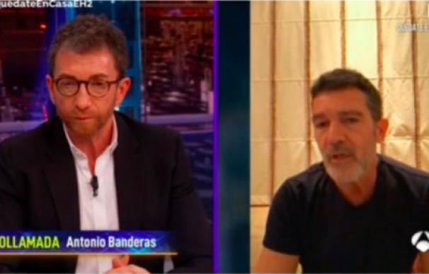 Antonio Banderas en El Hormiguero