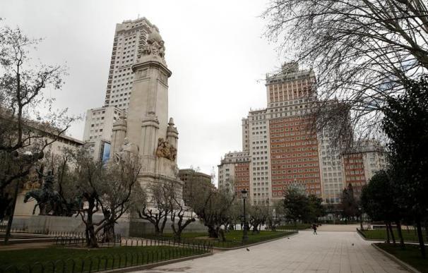 Plaza de España de Madrid