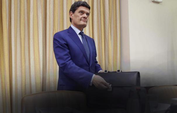 El presidente de la Sareb, Jaime Echegoyen. /EFE