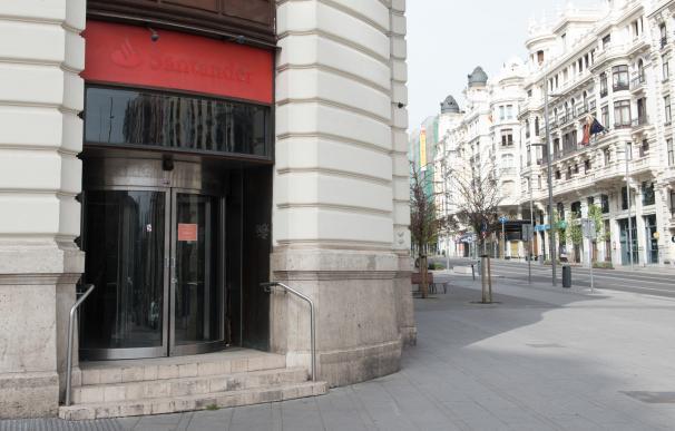 Banco, sucursal bancaria, oficina banco