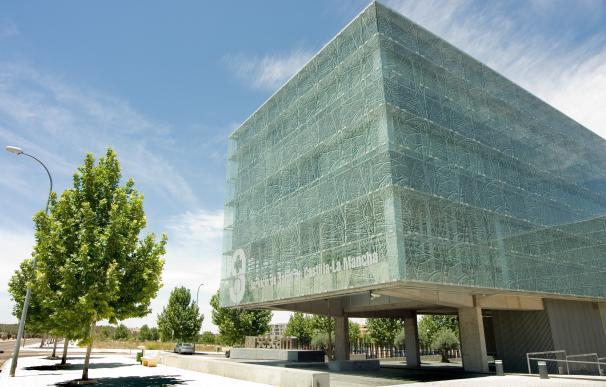 Edificio del Servicio de Salud de Castilla-La Mancha.