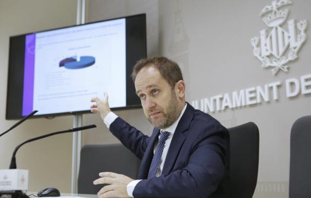 El concejal de Protección Ciudadana, Aarón Cano, en una imagen reciente.