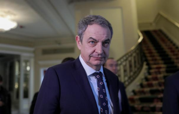 """Zapatero sobre el error en la compra de test rápidos"""": """"Le va a pasar a todos"""""""