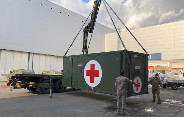 Sanitarios militares