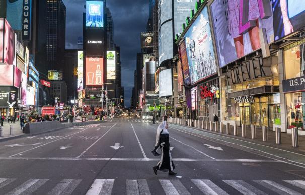 Año 2020, desastre en Nueva York: pierde ya el doble de empleos que con el 11-S