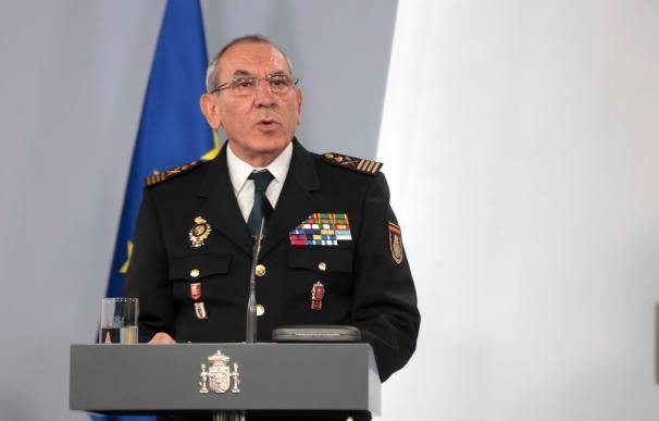 El jefe de la Policía admite que se ordenó la compra de mascarillas hace dos meses