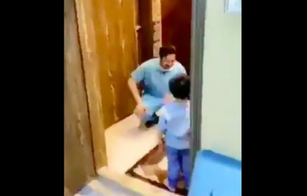 Médico Arabia Saudí