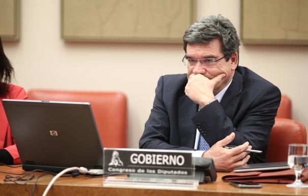 El ministro de Inclusión y Seguridad Social, José Luis Escrivá