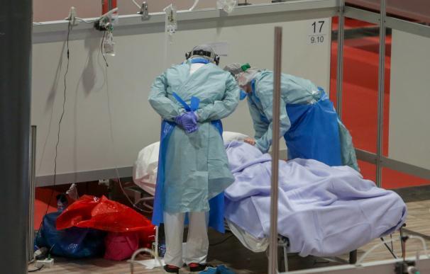 Hospital Ifema coronavirus