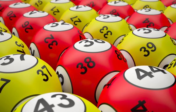 Foto de archivo: lotería