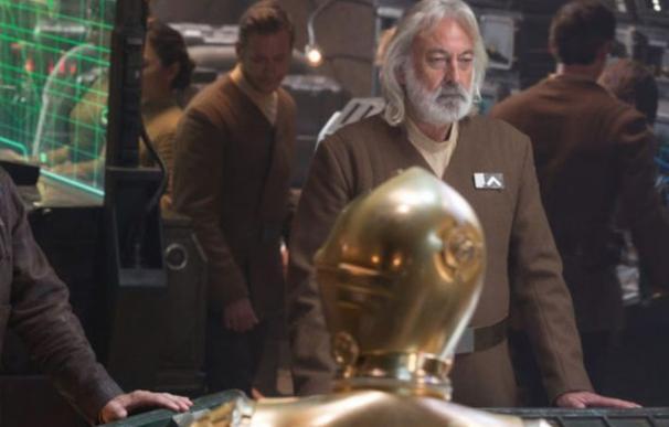 Actor Andrew Jack (Star Wars)