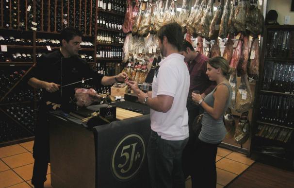 """Llega al mercado de EE.UU. el jamón ibérico 5 Jotas, el """"caviar español"""""""