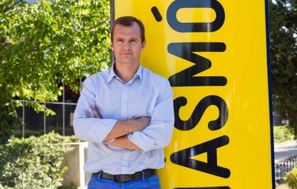 El consejero delegado del Grupo MásMóvil, Meinrad Spenger. /MÁSMÓVIL