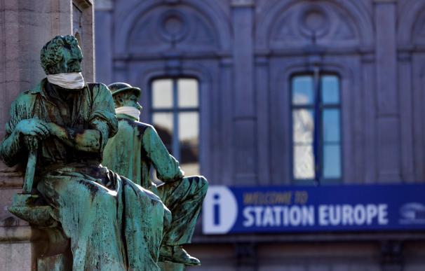 Adiós Bruselas, adiós. / EFE