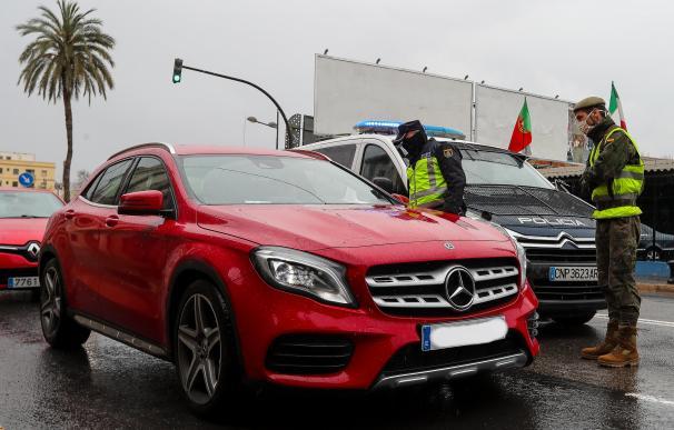 ¿Semana Santa a la fuga? Los controles en carreteras, más intensos que nunca