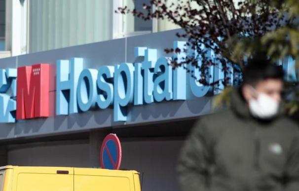 Fotografía Hospital Madrid coronavirus / EP