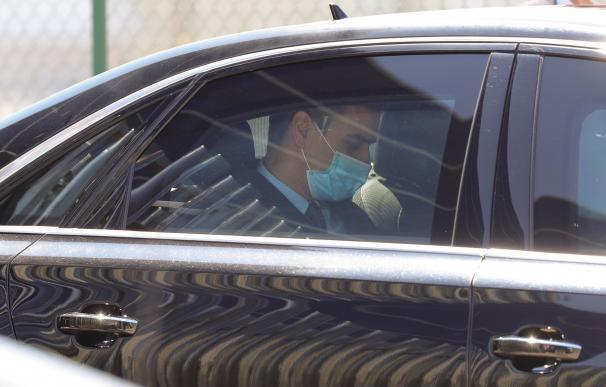 El presidente visita la fábrica de Hersill