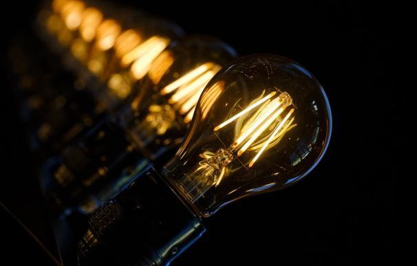 Bombilla, luz iluminación, electricidad