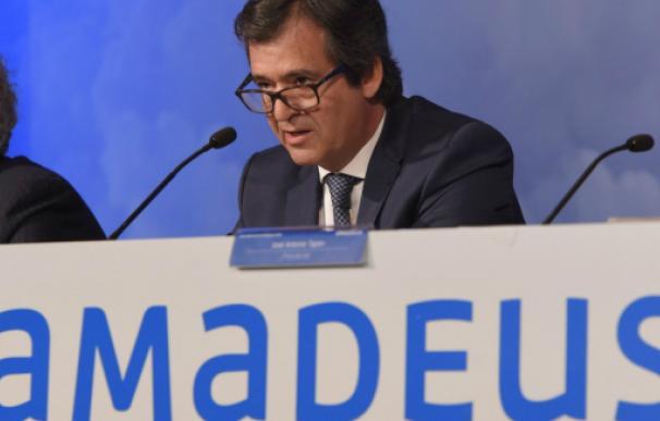 Luis Maroto es el consejero delegado de Amadeus