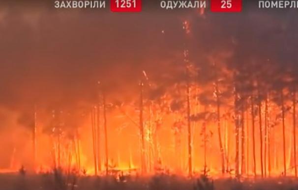 Las autoridades consideran que el principal foco de los incendios se produjo a raíz de la quema controlada. /L.I.