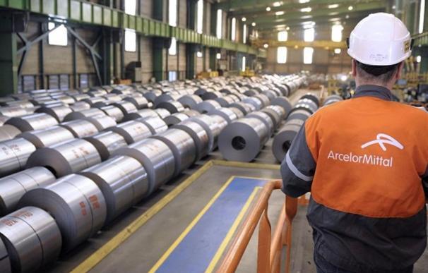 Factoría de la multinacional ArcelorMittal. /L.I.
