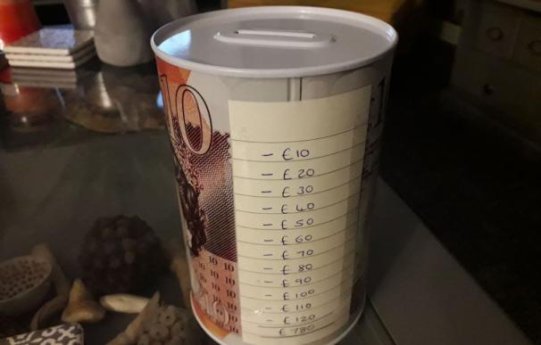 Una madre comparte su truco de ahorro