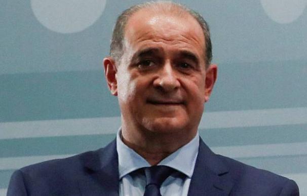 Francisco Pardo Piqueras, Director General de la Policía. /FERNANDO ALVARADO/ EFE