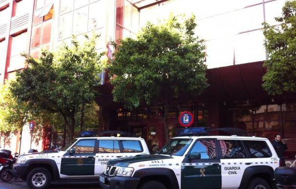 La Guardia Civil practica una veintena de detenciones por los ERE en Sevilla y otras seis provincias