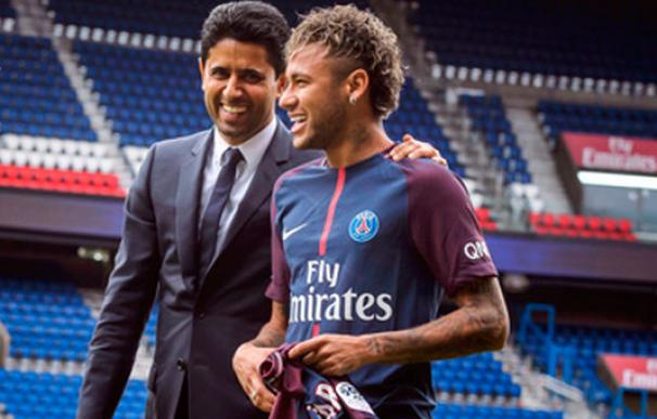 La mansión de 1.000 metros cuadrados de Neymar en las afueras de París