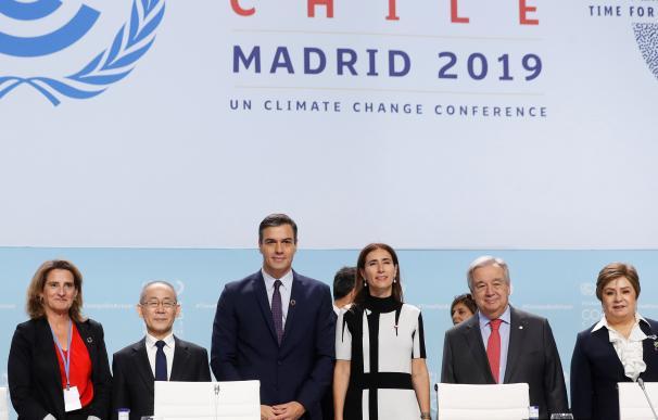 Cumbre del Cambio Climático