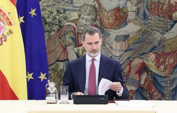 El Rey Felipe VI muestra su apoyo al turismo de montaña.