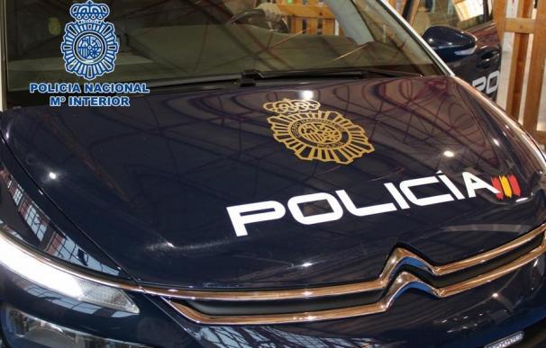 Coche patrulla de Policía Nacional en imagen de archivo