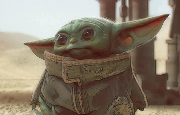 Baby Yoda, The Child, The Mandalorian