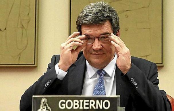 Fotografía José Luis Escrivá, congreso / EFE
