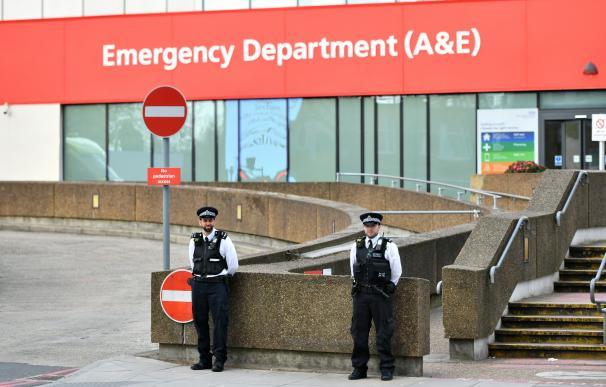 Reino Unido hospital Boris Johnson
