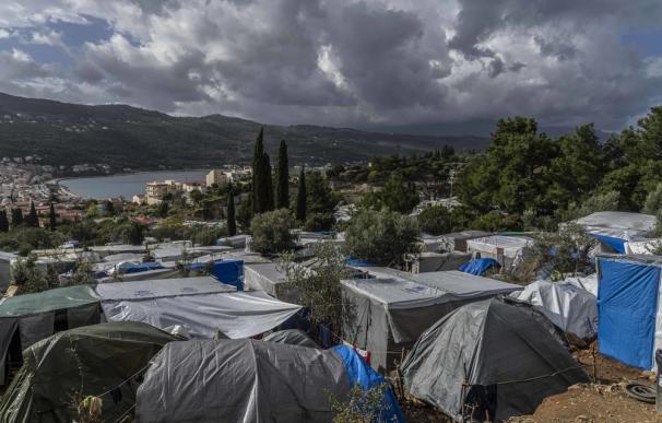 Campo de refugiados Samos