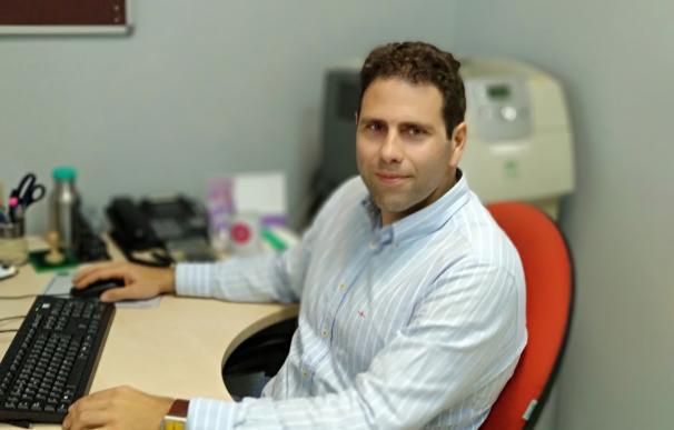 Nono Hernández dirige la oficina del Servicio Andaluz de Empleo en Vejer de la Frontera (Cádiz)