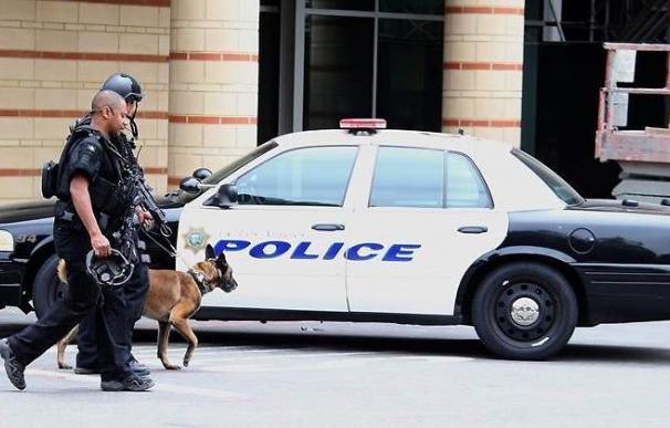 Suceso EEUU policia