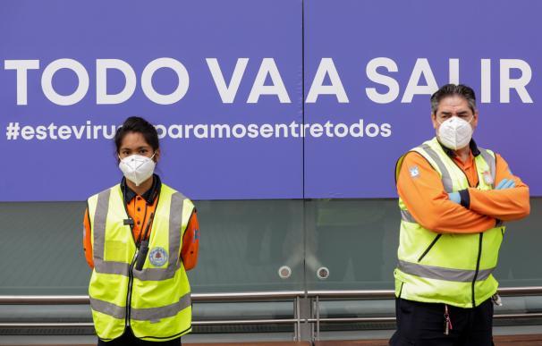 España vuelve al confinamiento 'blando' con la tasa de mortalidad todavía al alza